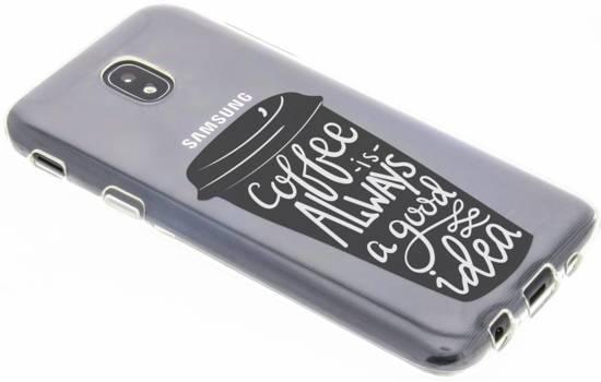 Conception Café Étui En Tpu Pour Samsung Galaxy J5 (2017) pcHkxR