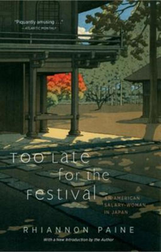 Too Late for the Festival