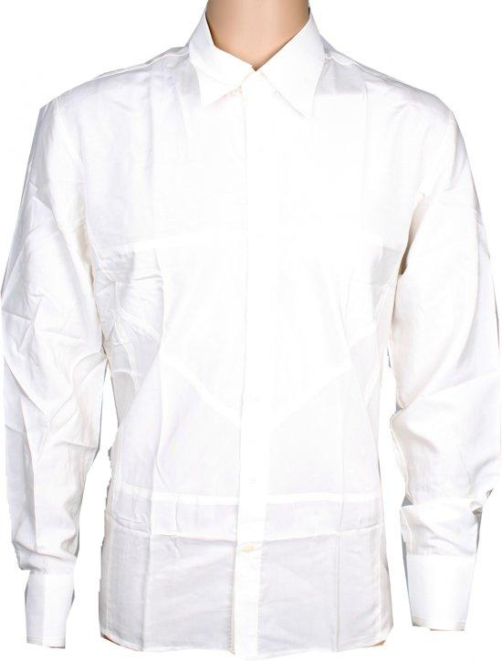 Overhemd Creme.Bol Com Tziakko Overhemd 681 80 601 Heren Creme Maat 38 S