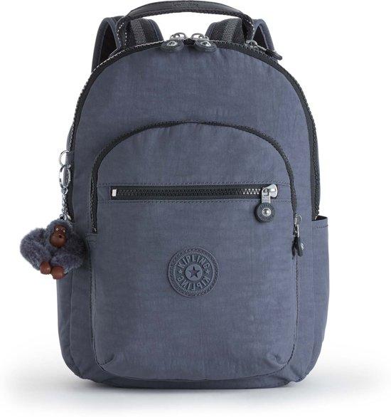 Kipling Seoul Go Small Laptoprugzak 13 inch - True Jeans