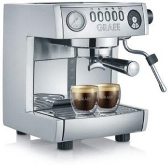 Graef ES850 Marchesa Halfautomatische Espressomachine