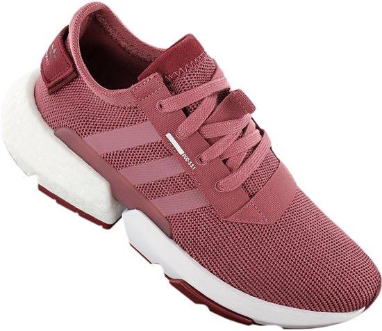 adidas sneakers Flashback dames rood maat 36 | vidaXL.nl