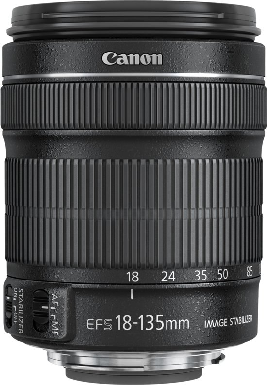 Canon EF-S 18-135mm - f/3.5-5.6 IS STM