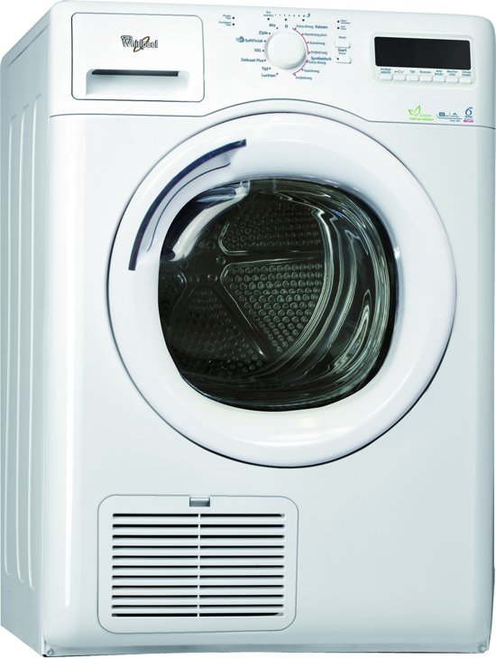 Whirlpool green 850 warmtepompdroger review
