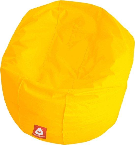 LC Ronde Zitzak Ibiza L outdoor geel - Wasbaar - Geschikt voor buiten