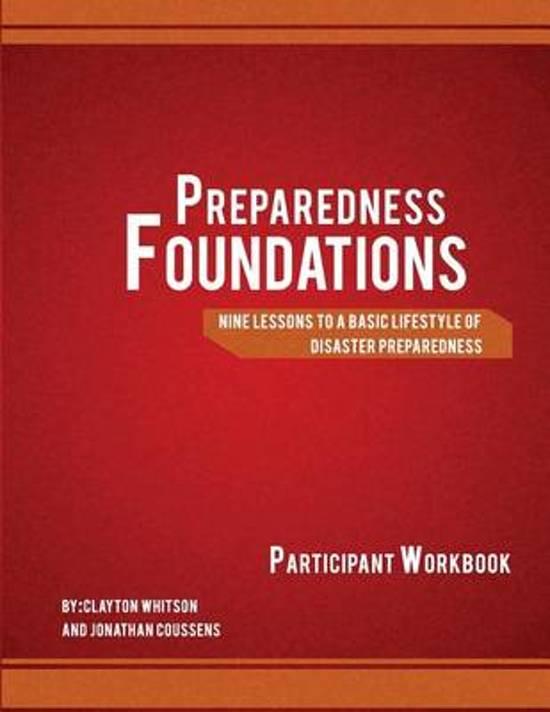 Preparedness Foundations 2nd Edition
