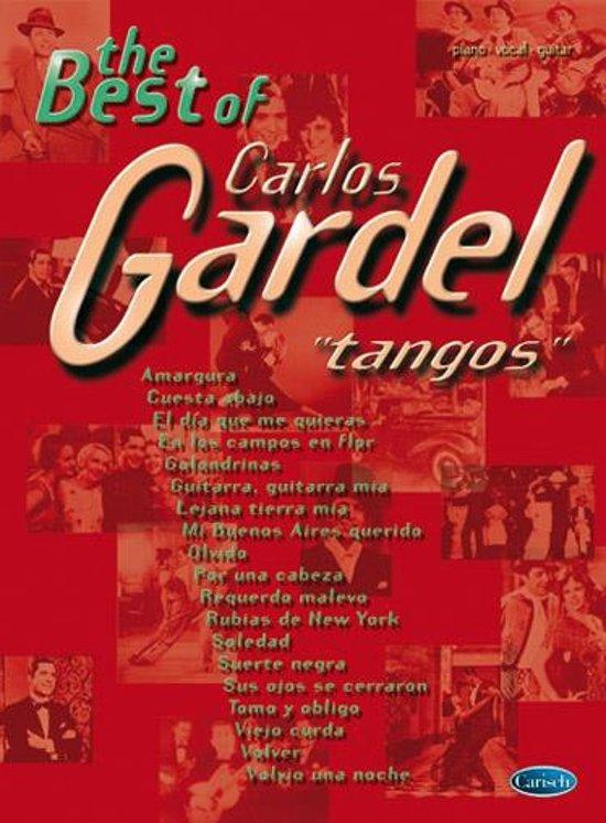 Carlos Gardel Tangos Best of Pvg