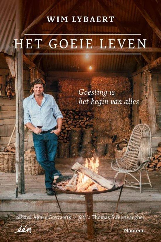 Boek cover Het goeie leven van Wim Lybaert (Hardcover)