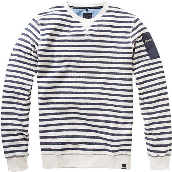 Sweater Gestreepte Gestreepte Men Twinlife Twinlife Men Sweater Twinlife Men wCBxSZzwq