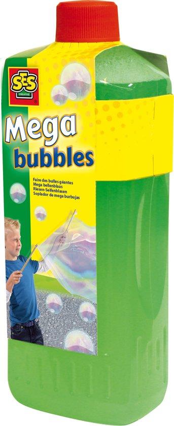 SES Mega bellenblaas navulling
