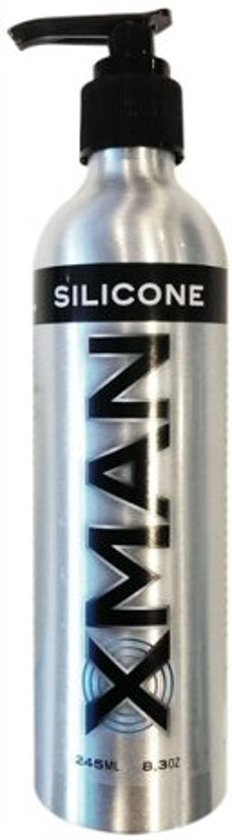 XMAN Silicone 245 ml.
