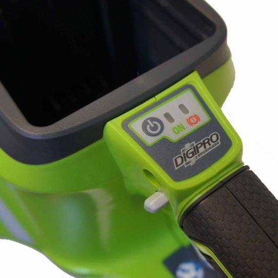 Greenworks GD40CS40K4 Draadloze kettingzaag met 4Ah accu en lader | 40 Volt Li-Ion | 40cm