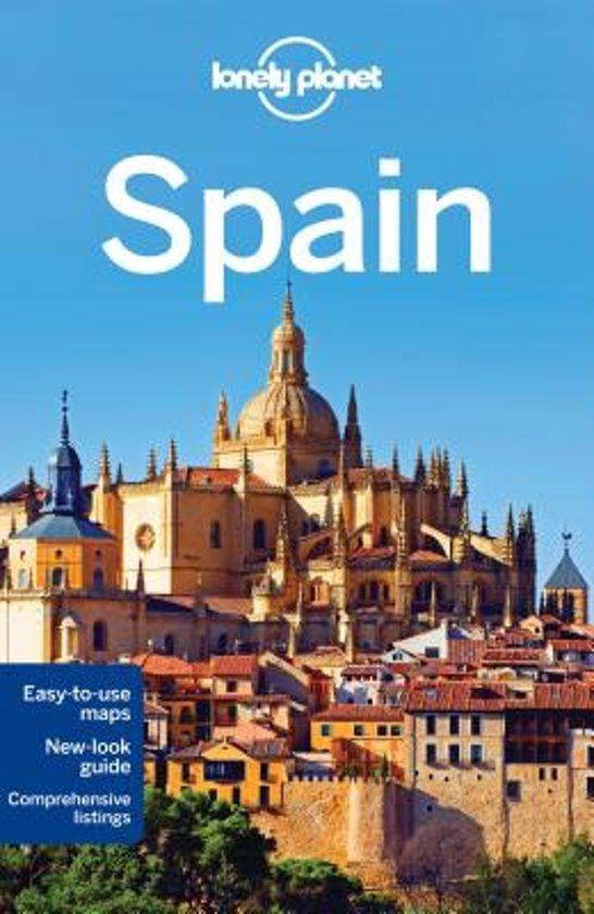 Boek cover Lonely Planet Spain van Stuart Butler (Onbekend)