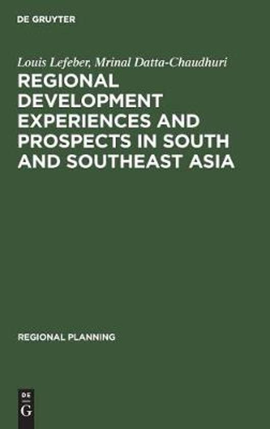 Regional development experiences and prospects in South and Southeast Asia