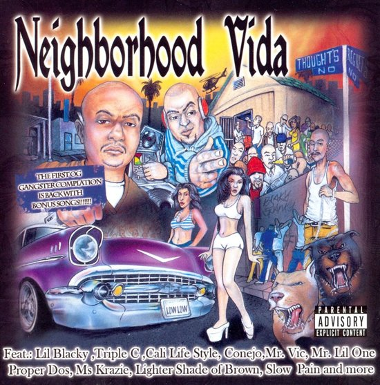 Neighborhood Vida, Vol. 1