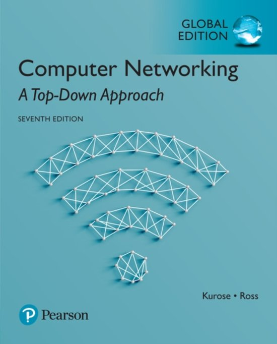 Computer Networking - James Kurose
