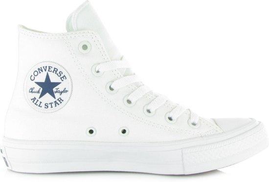 00a876790aa Converse All Star Chuck II Shield Canvas Hi - Sneakers - Wit - Maat 36.5
