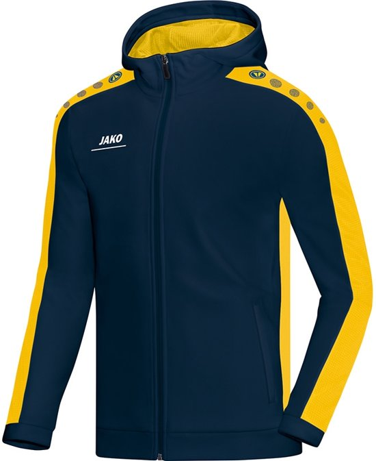 Jako - Hooded jacket Striker Senior - Heren - maat XXXXL