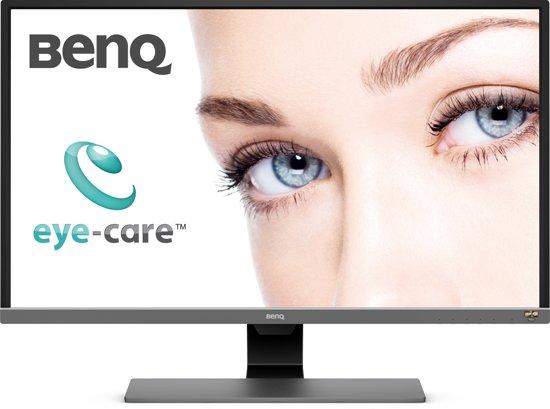 BenQ EW3270U - 4K HDR Monitor