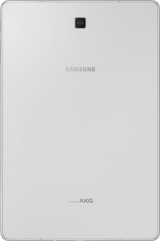 Samsung Galaxy Tab S4 Wifi + 4G Grijs