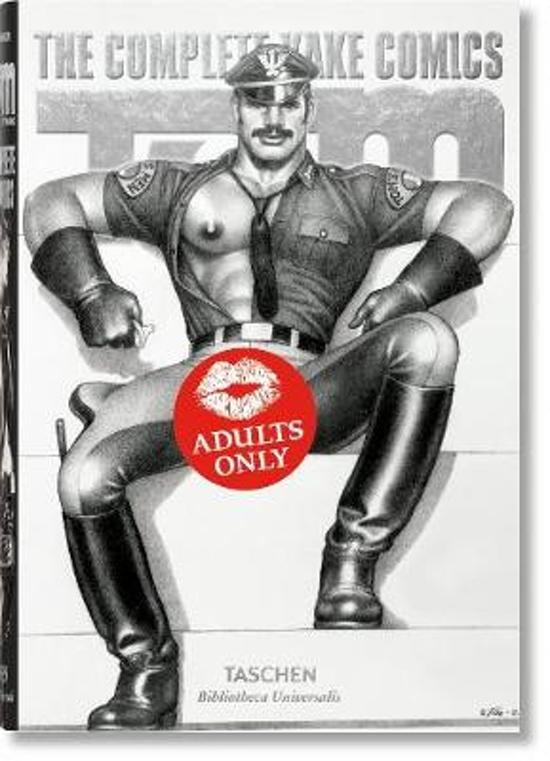 Tom of Finland. The Complete Kake Comics - Dian Hanson