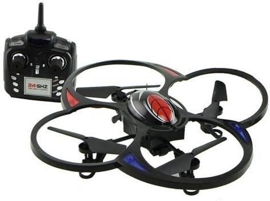 Eddy Toys Quadcopter met Camera - Drone