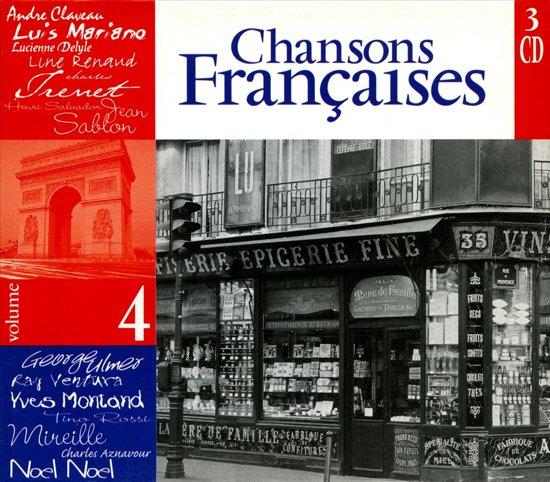 Chansons Francaises 4