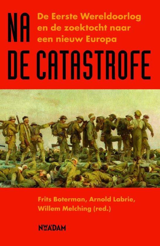 Boek cover Na de catastrofe van Frits Boterman (Paperback)