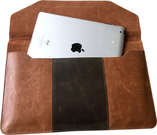 Slanke stijlvolle sleeve voor maximaal 11.6 inch laptops/notebooks/tablets (o.a. voor Macbook, iPad)