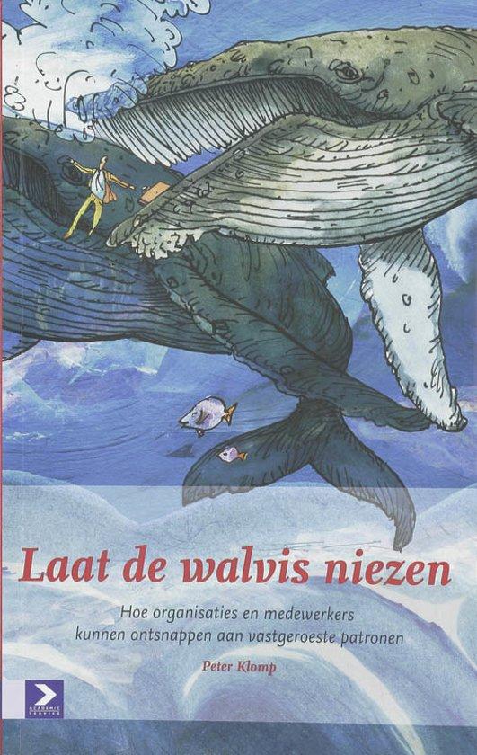 Laat de walvis niezen