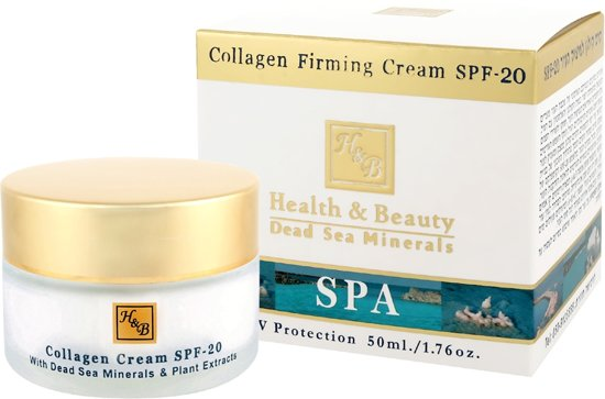 Daycream - Collagen - with SPF-20 - 50 ml