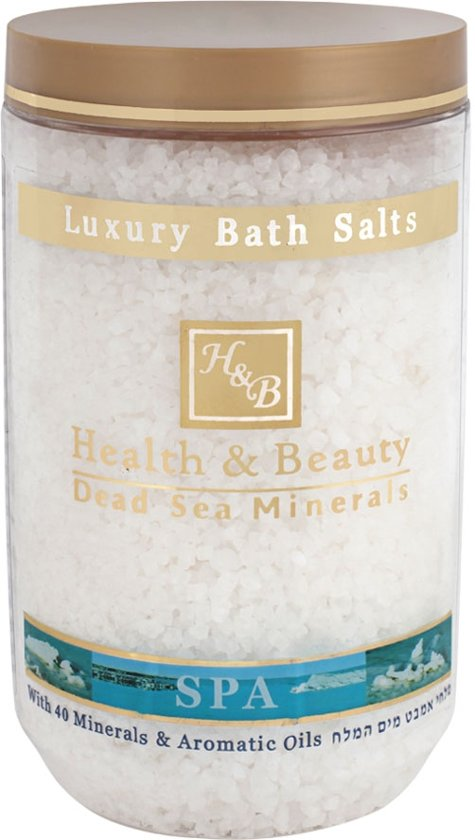 Dead Sea Salt | Natural | 1200 g