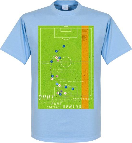 1986 T Classic Maradona shirtXs Pennarello Diego Goal PZiOuTkX