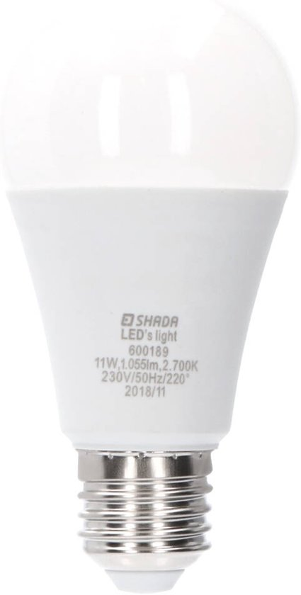 LED's Light E27 lamp 11W 2700K