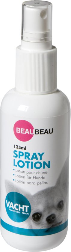Beau Beau Spraylotion - Hondlotion - 125 ml