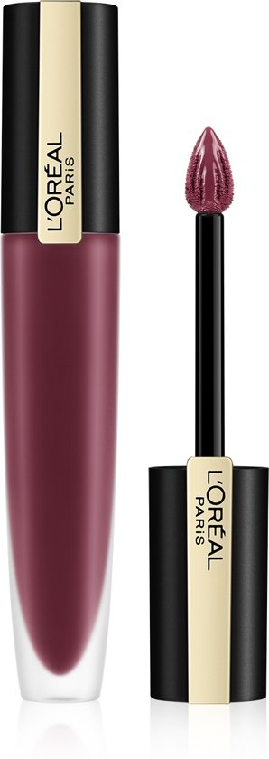 L'Oréal Paris Rouge Signature Lippenstift - 103 I Enjoy - Donker Rood - 7 ml