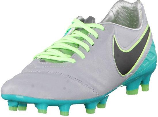 half off 04037 fcba8 Nike - Tiempo Legacy II FG - Voetbalschoen - Grijs - maat 44
