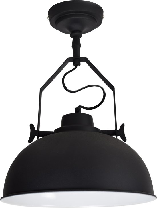 Urban Interiors - Urban - Plafondlamp - Ø30cm. - Vintage black