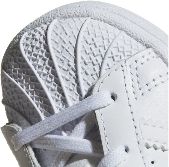 Adidas Meisjes Sneakers Superstar I Wit Maat 21 | Globos