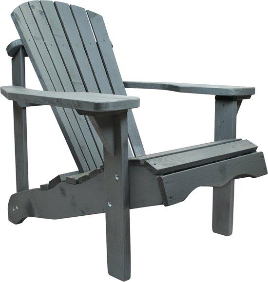 Sens Line Strandstoel.Sens Line Jumbo Canadian Chair Grijs