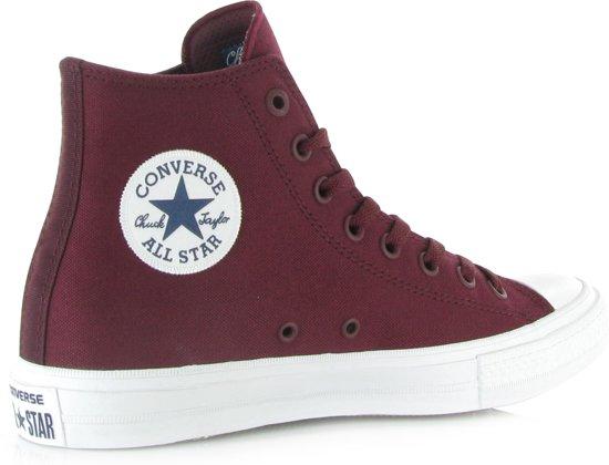 Bordeaux 150144c Converse 5 Ii 42 Chuck Deep Maat Sneakers Star All Hi 0qg0f8r