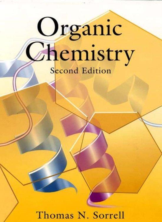 Organic Chemistry, second edition