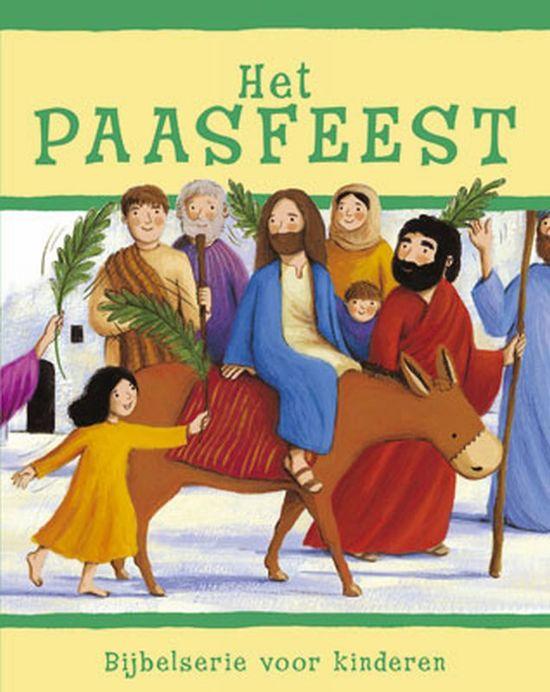 Cover van het boek 'Het Paasfeest'