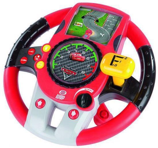 Bolcom Cars 2 Electronisch Stuur Smoby Speelgoed