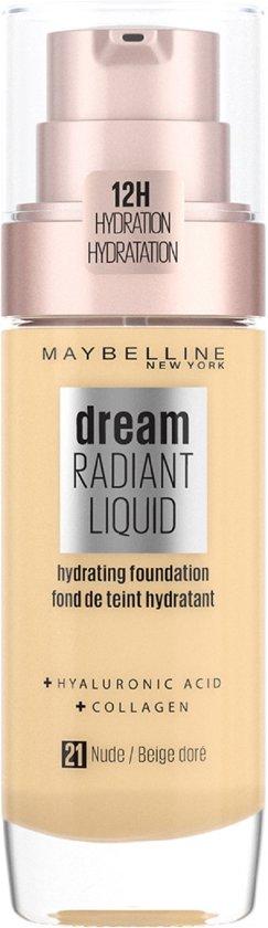 Maybelline Dream Satin Liquid - 021 Nude - Foundation