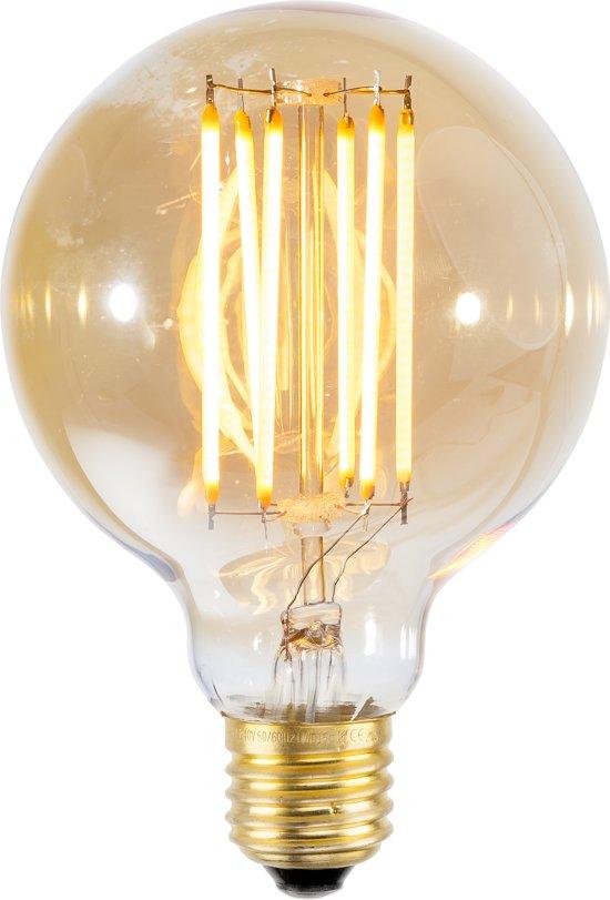 Calex LED filament lamp G125 E27 4W dimbaar