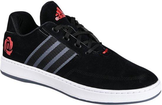 best service 7bfd4 08aa8 Adidas Sneakers D Rose Lakeshore 2 Heren Zwart Maat 40