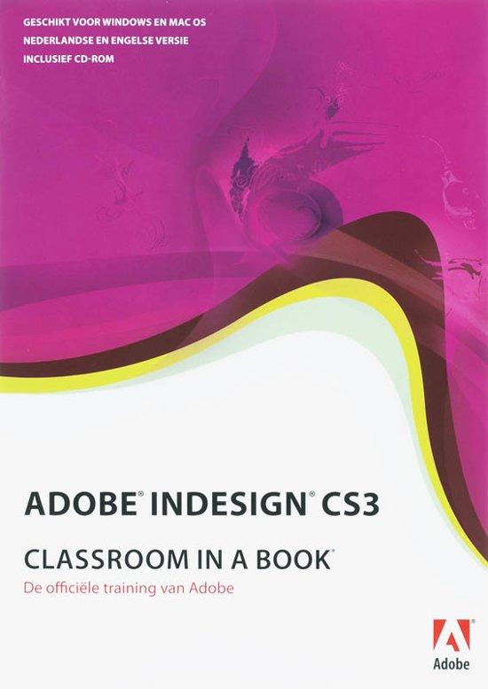 Adobe Indesign Cs3 Classroom In A Book Pdf