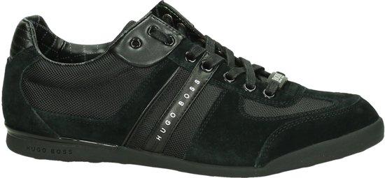 Occasionnels Patron De Hugo Boss Noir Chaussures Casual Pour Les Hommes s5SiWL