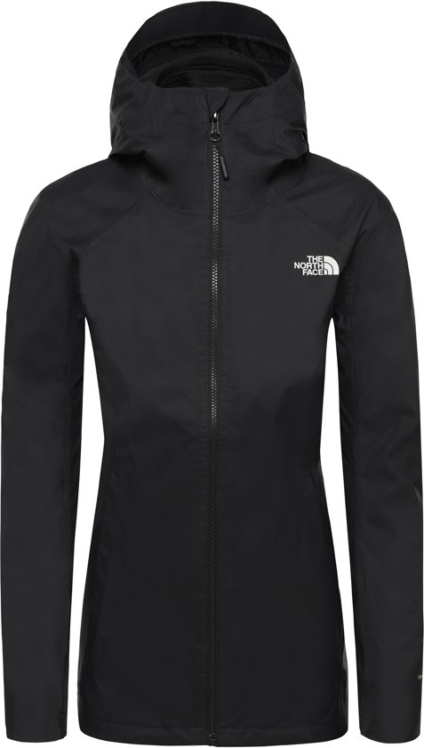 The North Face Quest Triclimate Dames Outdoor Jas TNF BlackTNF Black Maat XL